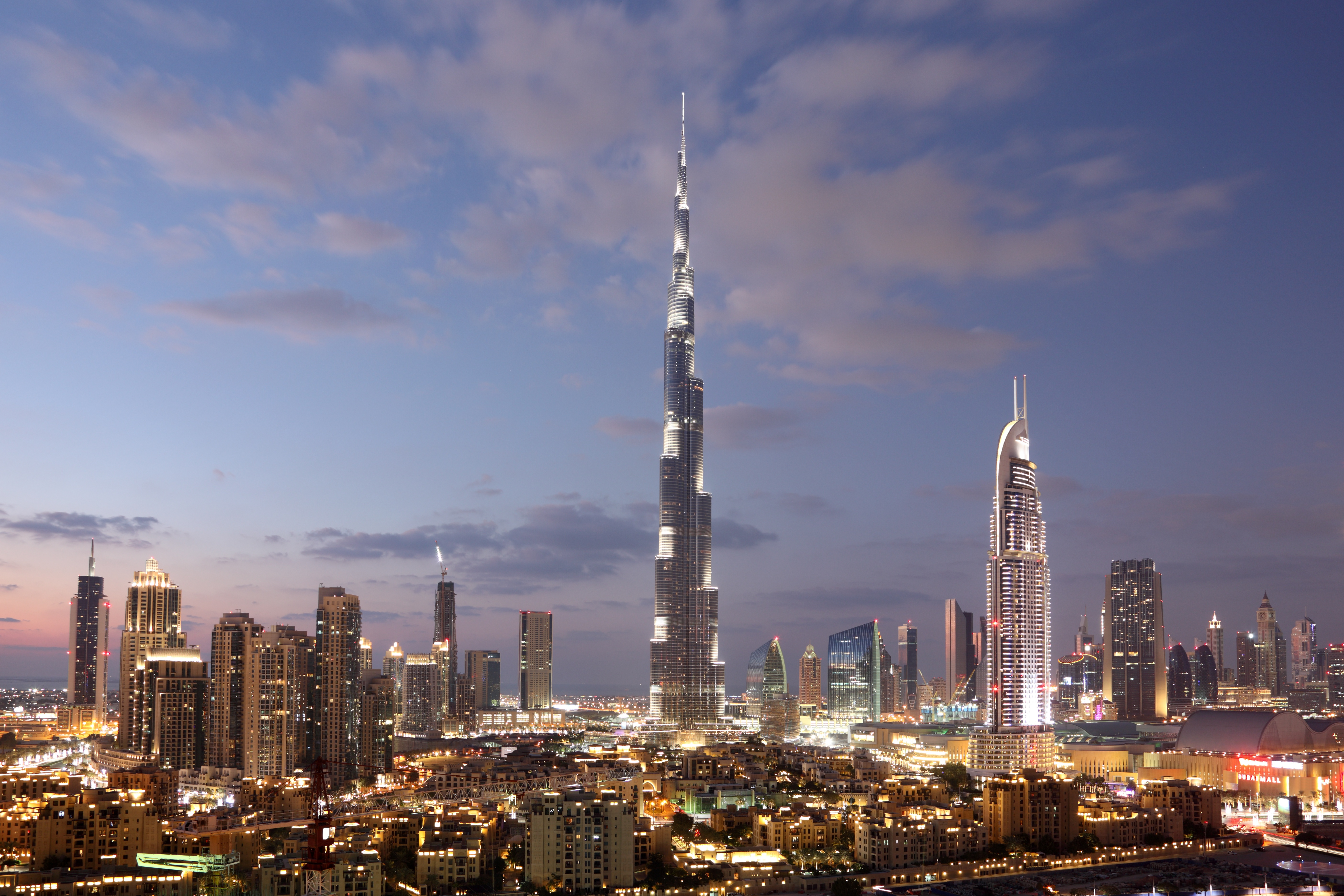 The World's Tallest Facility Management Projects