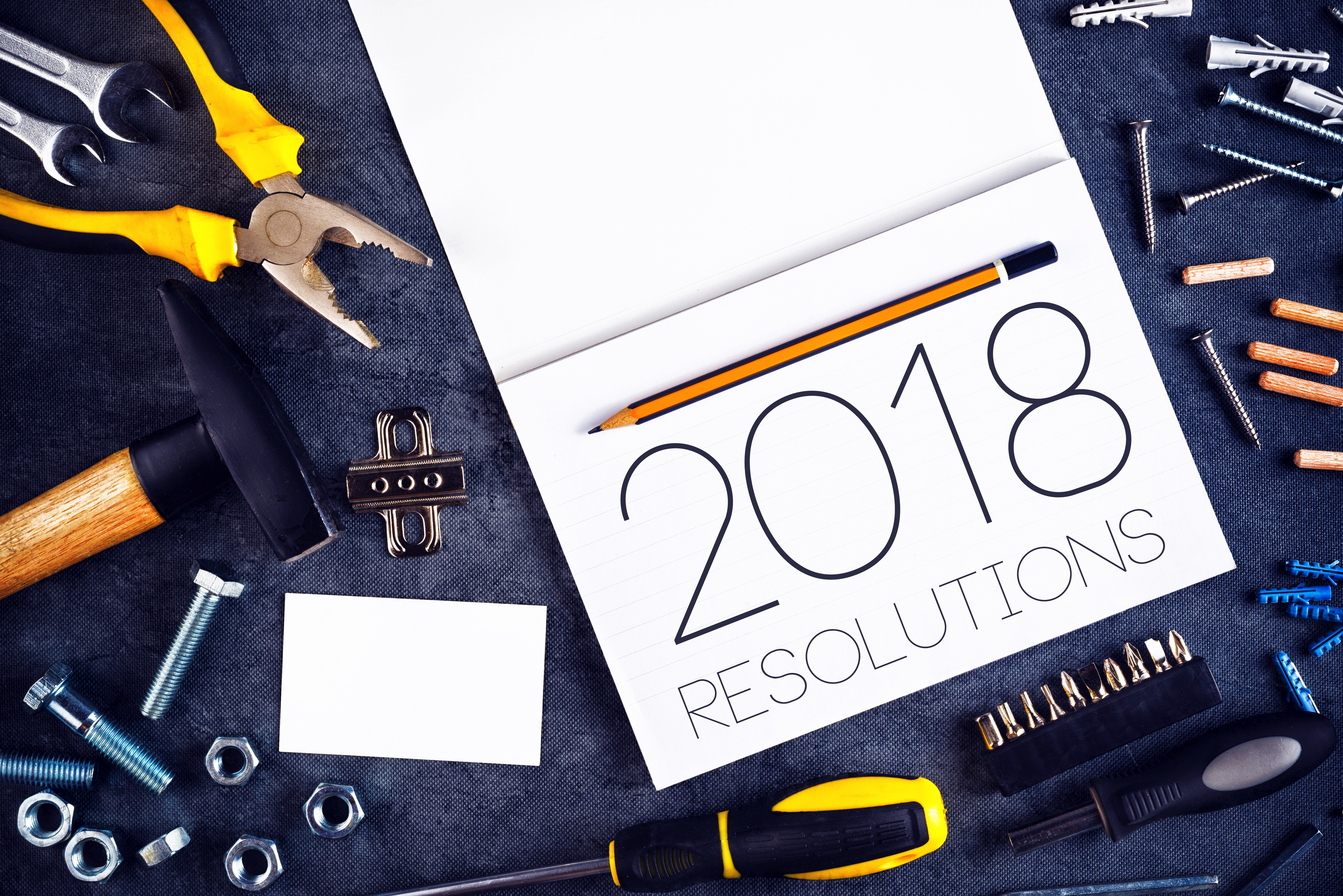 Facility Management New Years Resolutions