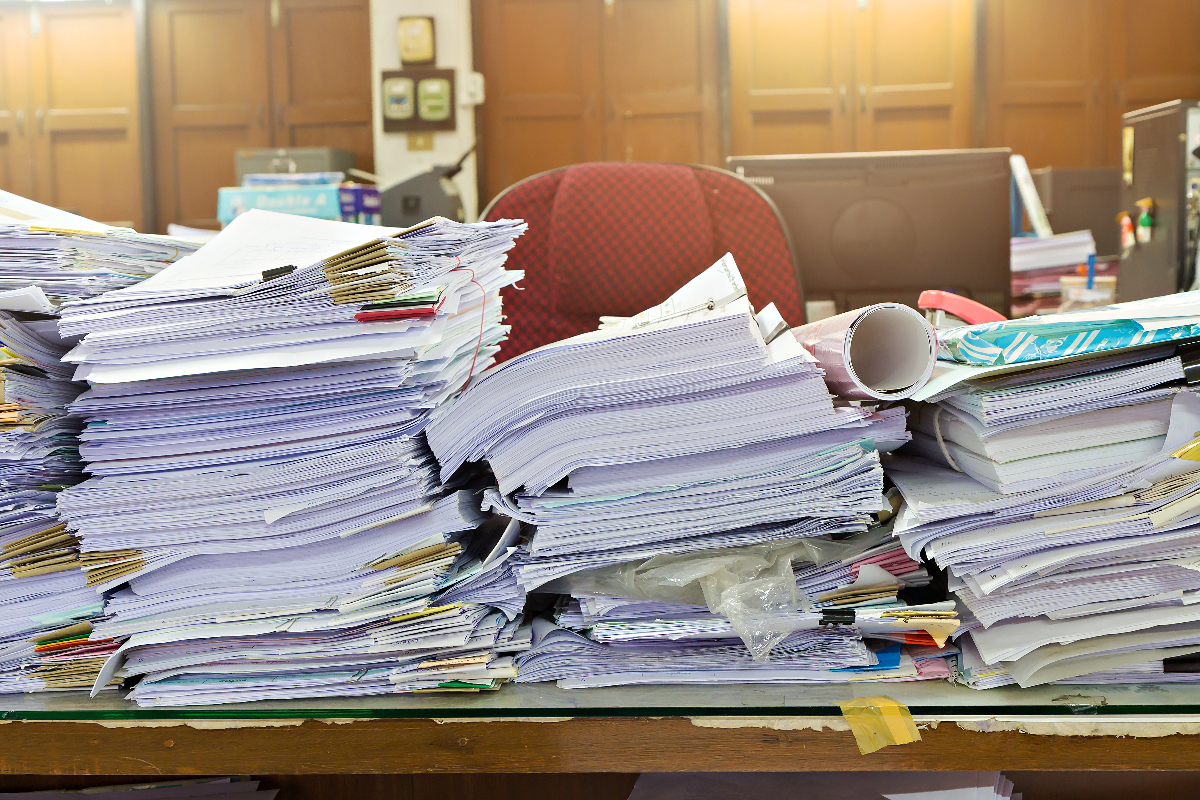 Ways To Keep Your Facility Management Files Organized